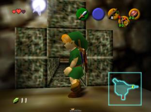 The Legend of Zelda - Ocarina of Time N64 023