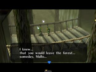 The Legend of Zelda - Ocarina of Time N64 034