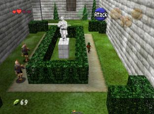 The Legend of Zelda - Ocarina of Time N64 045