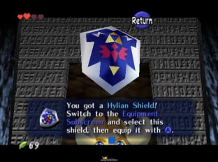 The Legend of Zelda - Ocarina of Time N64 064