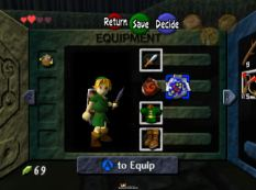 The Legend of Zelda - Ocarina of Time N64 065