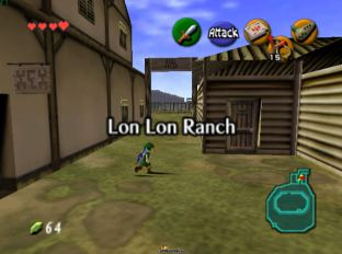 The Legend of Zelda - Ocarina of Time N64 067