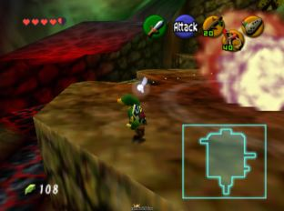 The Legend of Zelda - Ocarina of Time N64 100