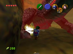 The Legend of Zelda - Ocarina of Time N64 122