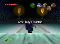 The Legend of Zelda - Ocarina of Time N64 131
