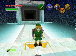 The Legend of Zelda - Ocarina of Time N64 133