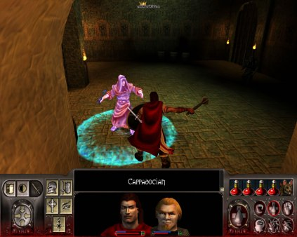 Vampire The Masquerade Redemption PC 061