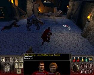 Vampire The Masquerade Redemption PC 098