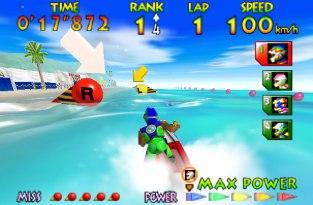 Wave Race 64 N64 009