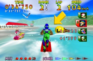 Wave Race 64 N64 012