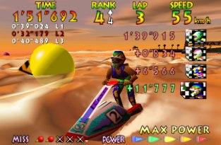 Wave Race 64 N64 034