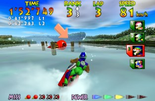 Wave Race 64 N64 045