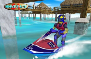 Wave Race 64 N64 064