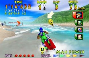 Wave Race 64 N64 075