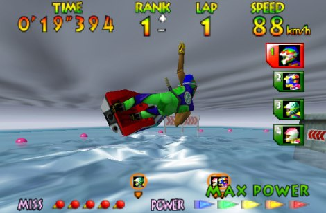 Wave Race 64 N64 100