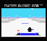 Antarctic Adventure MSX 03