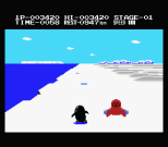 Antarctic Adventure MSX 04