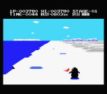 Antarctic Adventure MSX 05