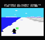 Antarctic Adventure MSX 06