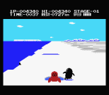 Antarctic Adventure MSX 07