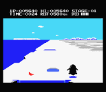 Antarctic Adventure MSX 08
