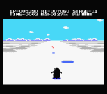 Antarctic Adventure MSX 13