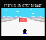Antarctic Adventure MSX 14