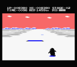 Antarctic Adventure MSX 15