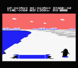 Antarctic Adventure MSX 16