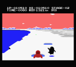 Antarctic Adventure MSX 17