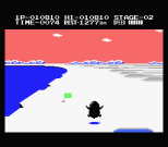 Antarctic Adventure MSX 18