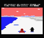 Antarctic Adventure MSX 19