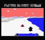 Antarctic Adventure MSX 27