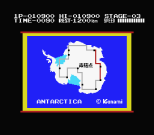 Antarctic Adventure MSX 29