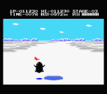 Antarctic Adventure MSX 30