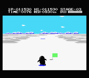 Antarctic Adventure MSX 31