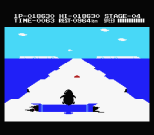 Antarctic Adventure MSX 38