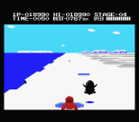 Antarctic Adventure MSX 39