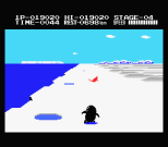 Antarctic Adventure MSX 40