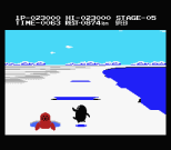 Antarctic Adventure MSX 48
