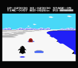 Antarctic Adventure MSX 49