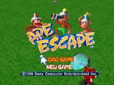 Ape Escape PS1 011