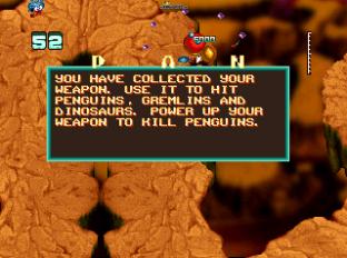 Attack of the Mutant Penguins Atari Jaguar 12