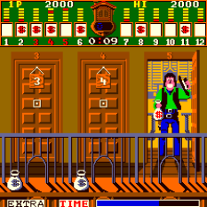 Bank Panic Arcade 11