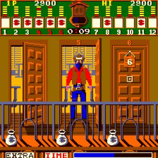 Bank Panic Arcade 12