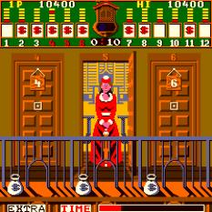 Bank Panic Arcade 21