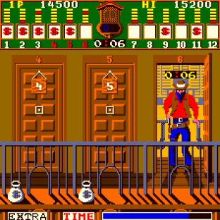 Bank Panic Arcade 31