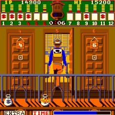 Bank Panic Arcade 32