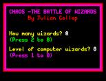 Chaos ZX Spectrum 02
