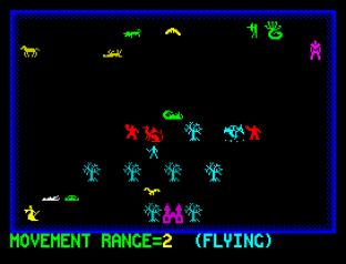 Chaos ZX Spectrum 12
